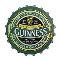 Guinness Ireland Bottle Opener / Fridge Magnet Screw & Flip Tops 5353