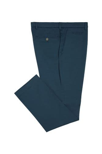 Simon Carter Chinos Trousers Teal
