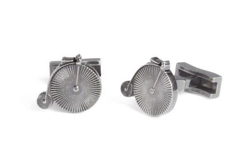 Simon Carter West End Penny Farthing Cufflinks
