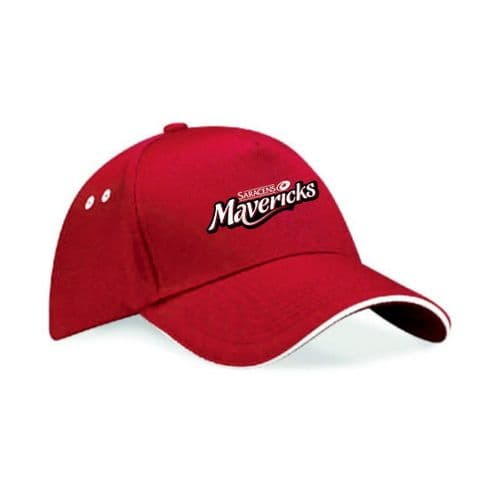 Baseball Cap Red/White