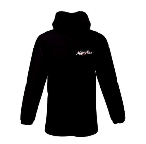 Padded Jacket Black Senior