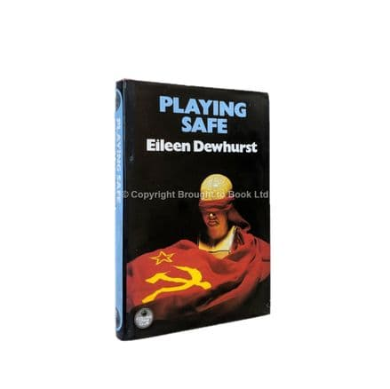 Playing Safe by Eileen Dewhurst First Edition Collins Crime Club 1985