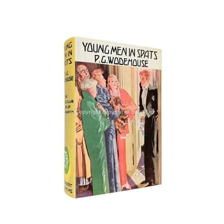 Young Men in Spats by P.G. Wodehouse First Edition Herbert Jenkins 1936