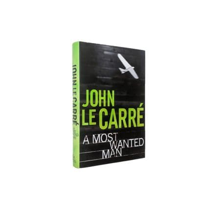 A Most Wanted Man by John le Carré First Edition Hodder & Stoughton 2008