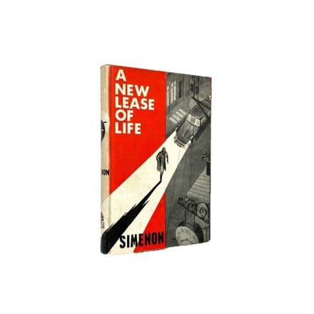 A New Lease of Life by Simenon First Edition Hamish Hamilton 1963