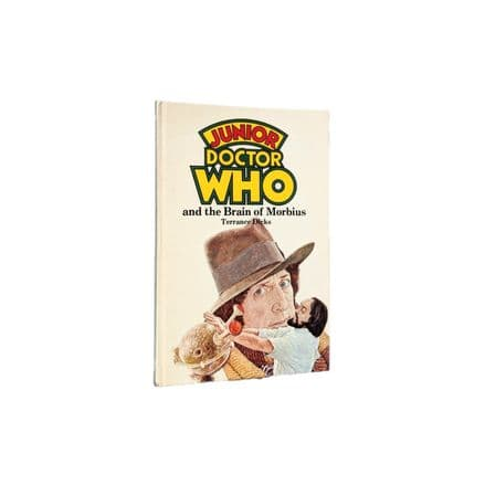 Junior Doctor Who and the Brain of Morbius by Terrance Dicks Hardback First Edition WH Allen 1980