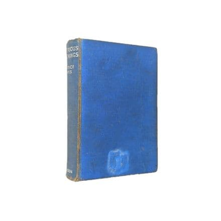 Mysterious Happenings by Maurice Lewis First Edition Grayson 1936