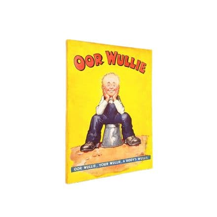 Oor Wullie 1941 Very First Annual DC Thomson Dudley D Watkins