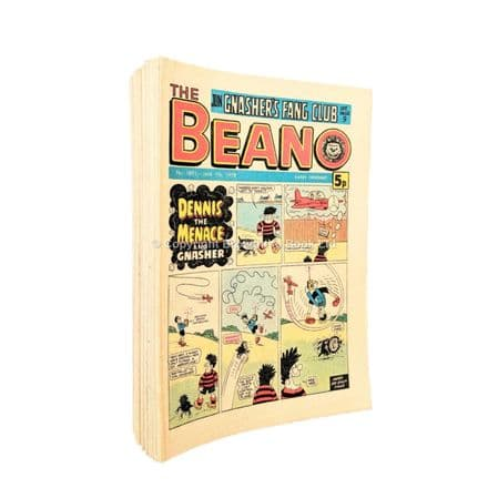 The Beano Comic 1978 Complete Year D.C. Thomson No. 1851 - 1902