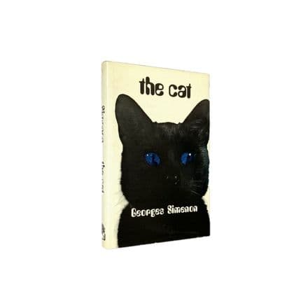 The Cat by Georges Simenon First Edition Hamish Hamilton 1972