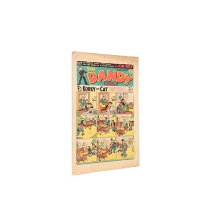The Dandy Comic No 432 March 4th 1950 D.C. Thomson
