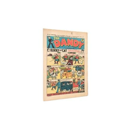 The Dandy Comic No 559 August 9th 1952 D.C. Thomson