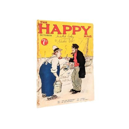 The Happy Mag No. 17 October 1923 Richmal Crompton Thomas Henry