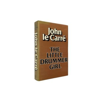 The Little Drummer Girl Signed by John le Carré First Edition Hodder & Stoughton 1983 (4)