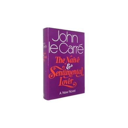 The Naive and Sentimental Lover Signed by John le Carré First Edition Hodder & Stoughton 1971 (4)