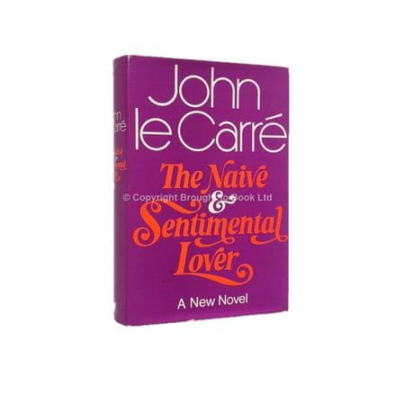 The Naive and Sentimental Lover Signed John le Carré First Edition Hodder & Stoughton 1971