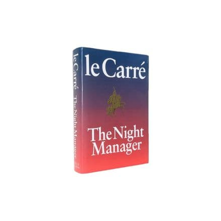 The Night Manager Signed by John le Carré First Edition Hodder & Stoughton 1993 (3)