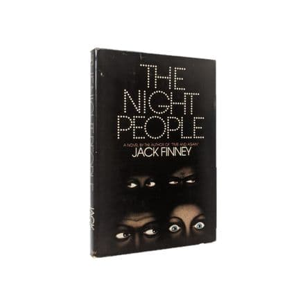 The Night People by Jack Finney First Edition Doubleday 1977