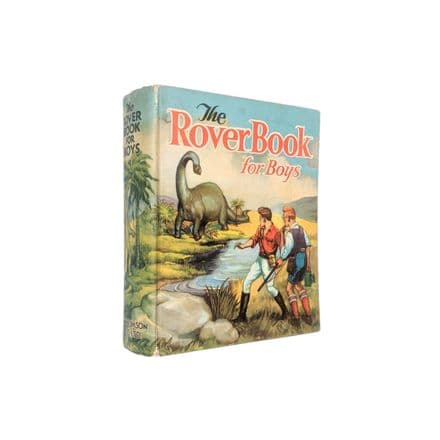 The Rover Book for Boys 1936 D.C. Thomson