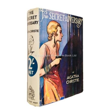 The Secret Adversary by Agatha Christie The Bodley Head 1933