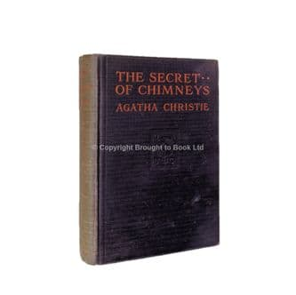 The Secret of Chimneys by Agatha Christie First Edition Published Dodd Mead & Company 1925
