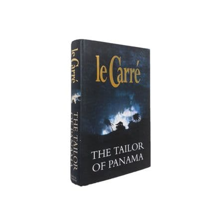 The Tailor of Panama Signed John le Carré First Edition Hodder & Stoughton 1996 (2)
