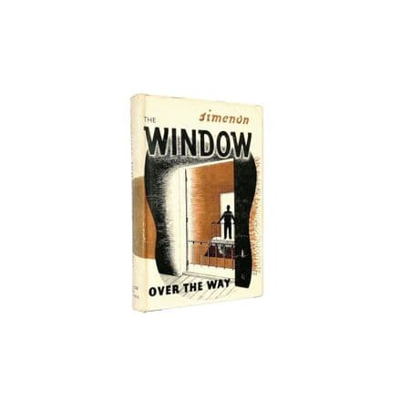 The Window Over the Way by Simenon First Edition Routledge & Kegan Paul Ltd 1951