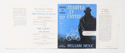 Trample An Empire by William Mole Dust Jacket Only First Edition Eyre & Spottiswoode 1952