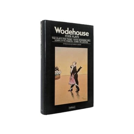 Wodehouse Four Plays Introduced by David A Jasen First Edition Methuen 1983
