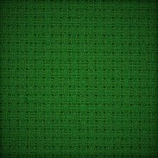 FF 11ct Aida Fabric - Christmas Green