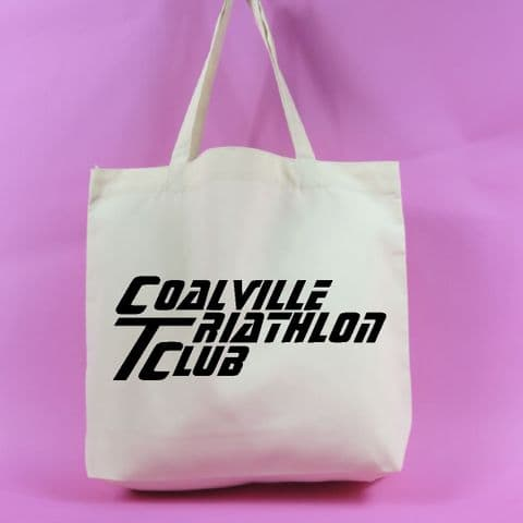 Coalville Triathlon Club Tote Bag Shopping Bag
