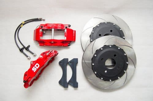 Fiesta Mk7/7.5 SD Performance 4 Pot brake kit