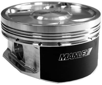 Manley Forged pistons set of 4