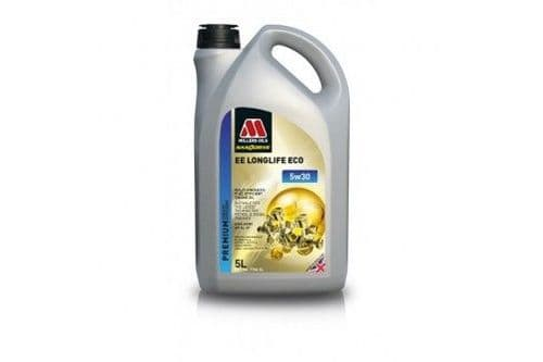 Millers Oils 5w30 Premium Oil with Nanodrive technology (Recommended)
