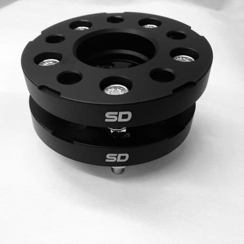 SD Wheel Spacers - focus fitment