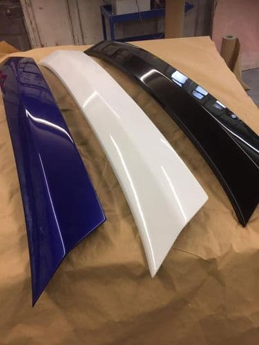Smooth Tailgate Panel by Kenny Laird Body Styling