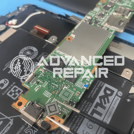Android Tablet USB Charging IC Repair