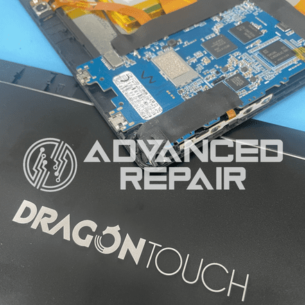 Dragon Touch Tablet USB Charging Port Repair