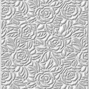 Embossing Folder - Rose Bed 3D 5 3/4 x 7 1/2 Creative Expressions