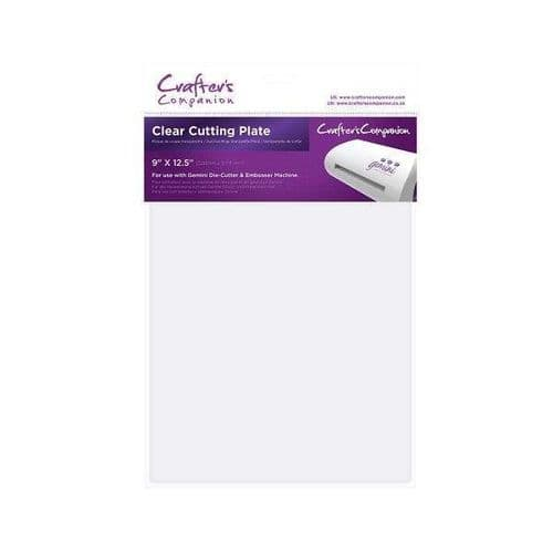 Gemini Accessories - Clear Cutting Plate Crafters Companion