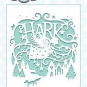 Paper Cuts Collection Scene - Christmas Carols