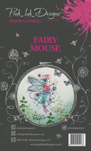 Pink Ink Designs - Fairy Mouse