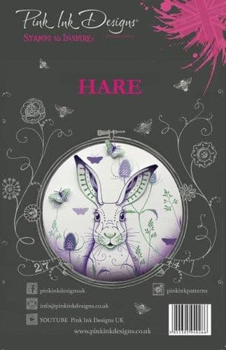 Pink Ink Designs - Hare