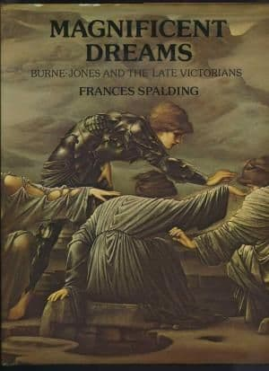 'Magnificent Dreams' Burne -Jones and the Late Victorians 1st edition Book Pre-Raphaelite Paintings