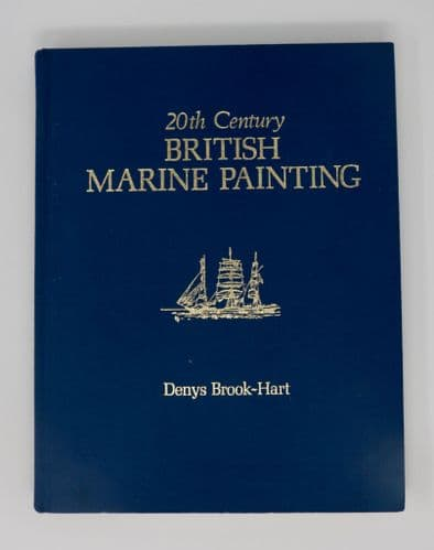 20th century British Marine Painting,  Antique Collectors club