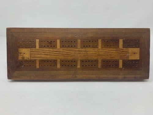 Arts and Crafts Movement, Victorian Cribbage Board