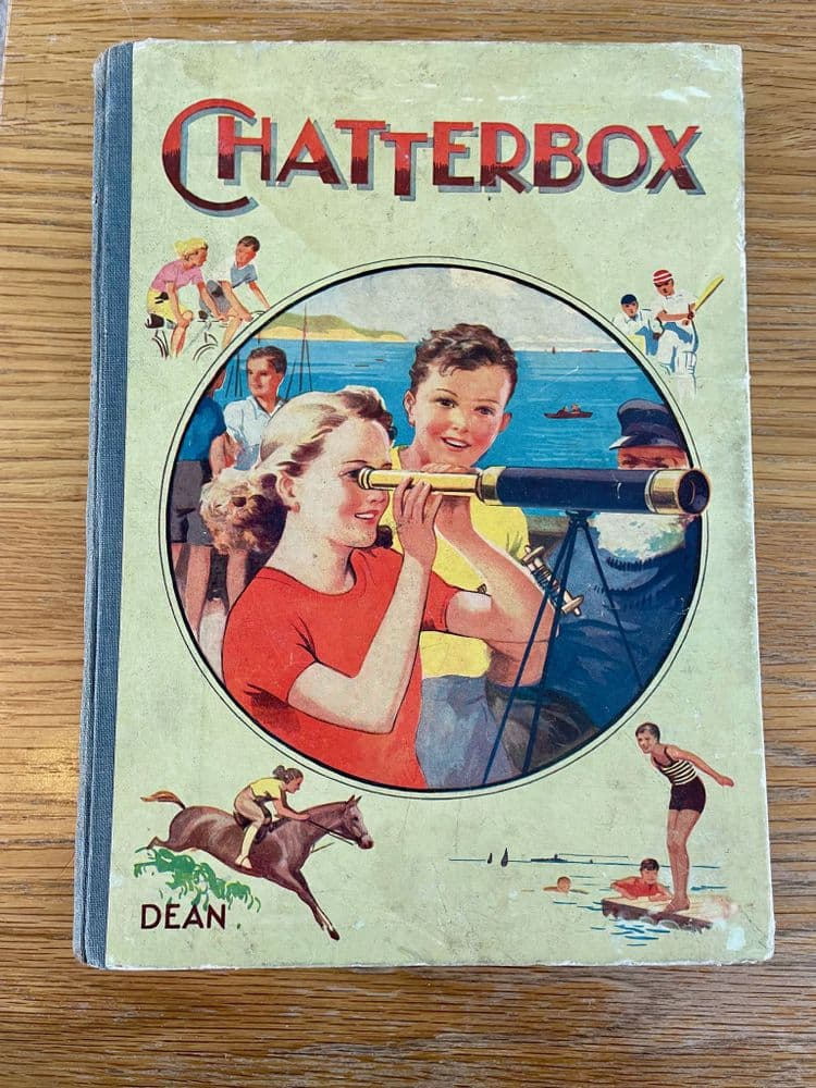 Chatterbox - Dean & Son
