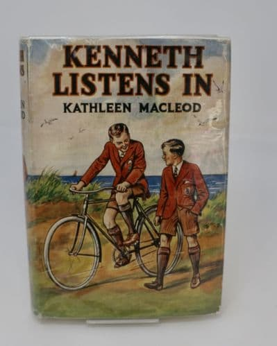 Kenneth Listens in -  by Kathleen Macleod