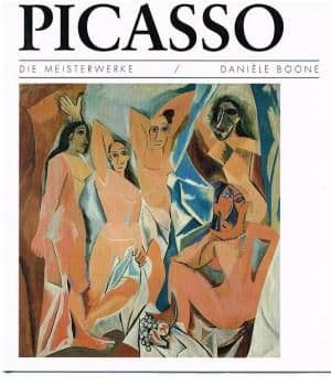 Picasso, The Masterworks, Book by Daniele Boone