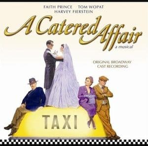 A Catered Affair Original Broadway Cast CD